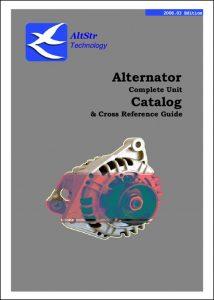 AltStr Alternator Cross Reference Catalog