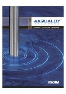 Aqualoy Propeller Shaft Product Guide