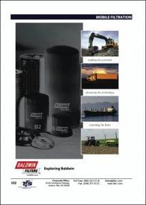 Baldwin Air Filters Guide