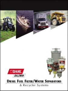 Baldwin Diesel Fuel Filters Catalog