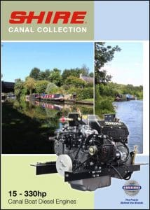 Barrus Shire Engines Catalogue 2018