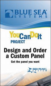Blue Sea Custom Electrical Panel Brochure