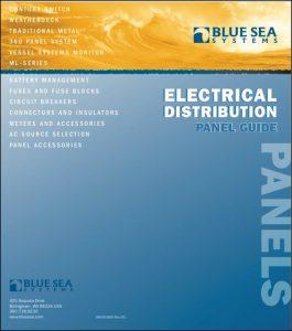 Blue Sea Distribution Panel Guide