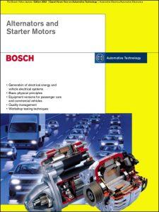 Bosch Alternators & Starter Guide 2003