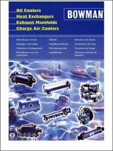 Bowman Heat Exchangers Catalogue