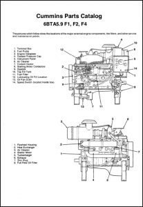 Cummins Diesel Engine Manuals - MARINE DIESEL BASICS
