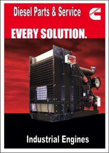 Cummins Industrial diesel Engines Catalog