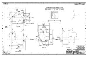 Cummins QSC 8.3 Mercruiser Diesel Engine Drawing 2013