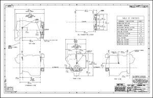 Cummins QSL 9 Mercruiser Diesel Engine Installation Drawing Set 2013