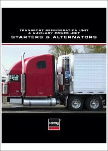 Delco Transport Starters & Alternators Catalog 2014