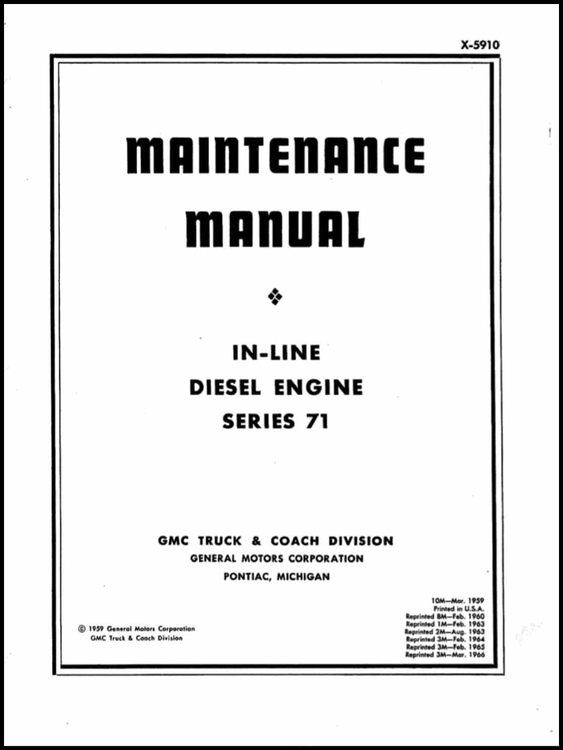 4 71 Detroit Diesel Wiring Diagram Electrical Diagrams Ddec 6 Service Manual Enthusiast U2022 Rh Rasalibre Co 60 Series Ecm Pinout 3