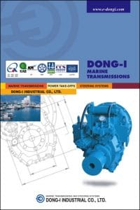 Dong Marine Transmission Catalog