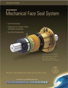 Duramax Marine Face Shaft Seal Information Booklet