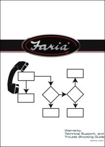 Faria Repair Troubleshooting Guide