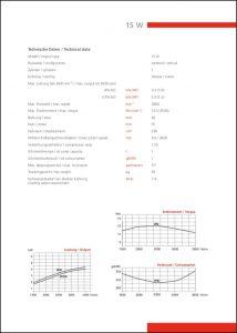 Farymann 15W diesel engine Brochure