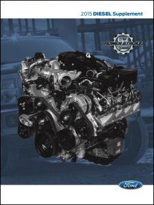 Ford 6.7L diesel engine Supplement 2014