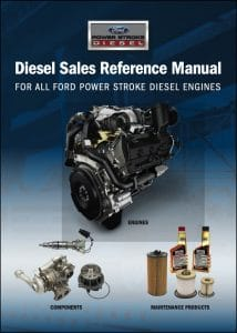 Ford Diesel Reference Manual 2015