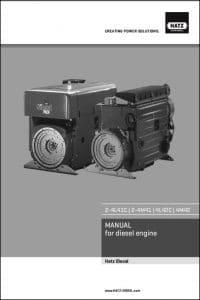 Hatz 2-4L41C Diesel Engine Manual