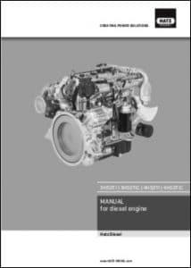 Hatz 3H50TI Diesel Engine Manual