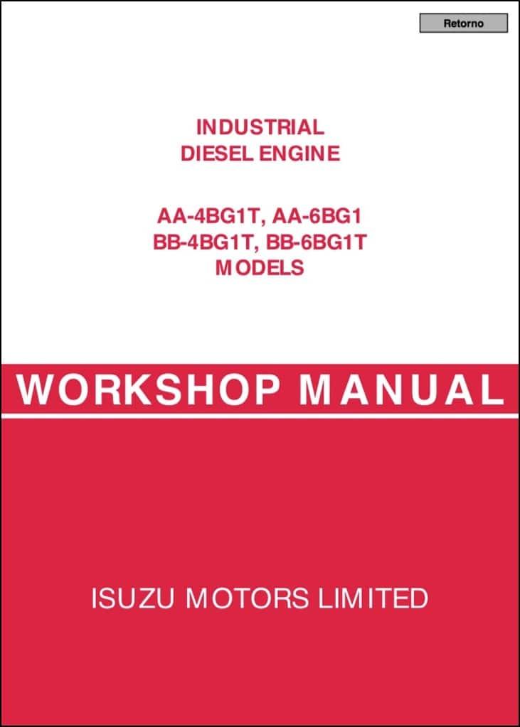 Isuzu 2aa1 3aa1 2ab1 3ab1 diesel engine workshop isuzu diesel engine 2ca1 workshop manual fandeluxe Images