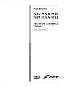 Iveco NEF Technical cover