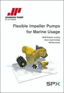 Johnson raw water impeller pumps Usage Manual 2001