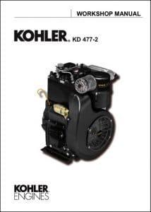 Kohler KD 477-2 diesel engine Workshop Manual