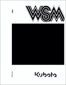 Kubota 70 mm Strike Series Workshop Manual
