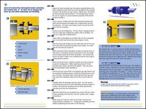 Lasdrop Gen2 shaft seal Installation Instructions