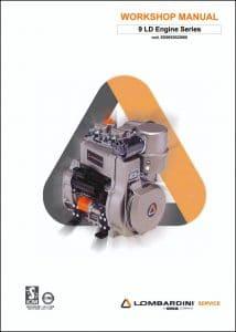 Lombardini 9 LD Diesel Engine Series Workshop Manual