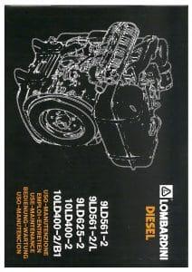 Lombardini 9LD561-2 diesel engine Use & Maintenance