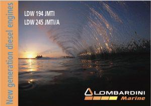 Lombardini LDW 194 JMTI Diesel Engines Brochure