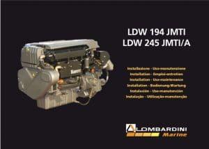 Lombardini LDW 194 JMTI diesel Engine Installation Manual