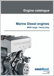 MAN diesel Engines Catalog