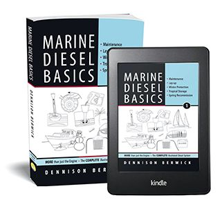 Marine Diesel Basics 1 book 3D Cover +iPad