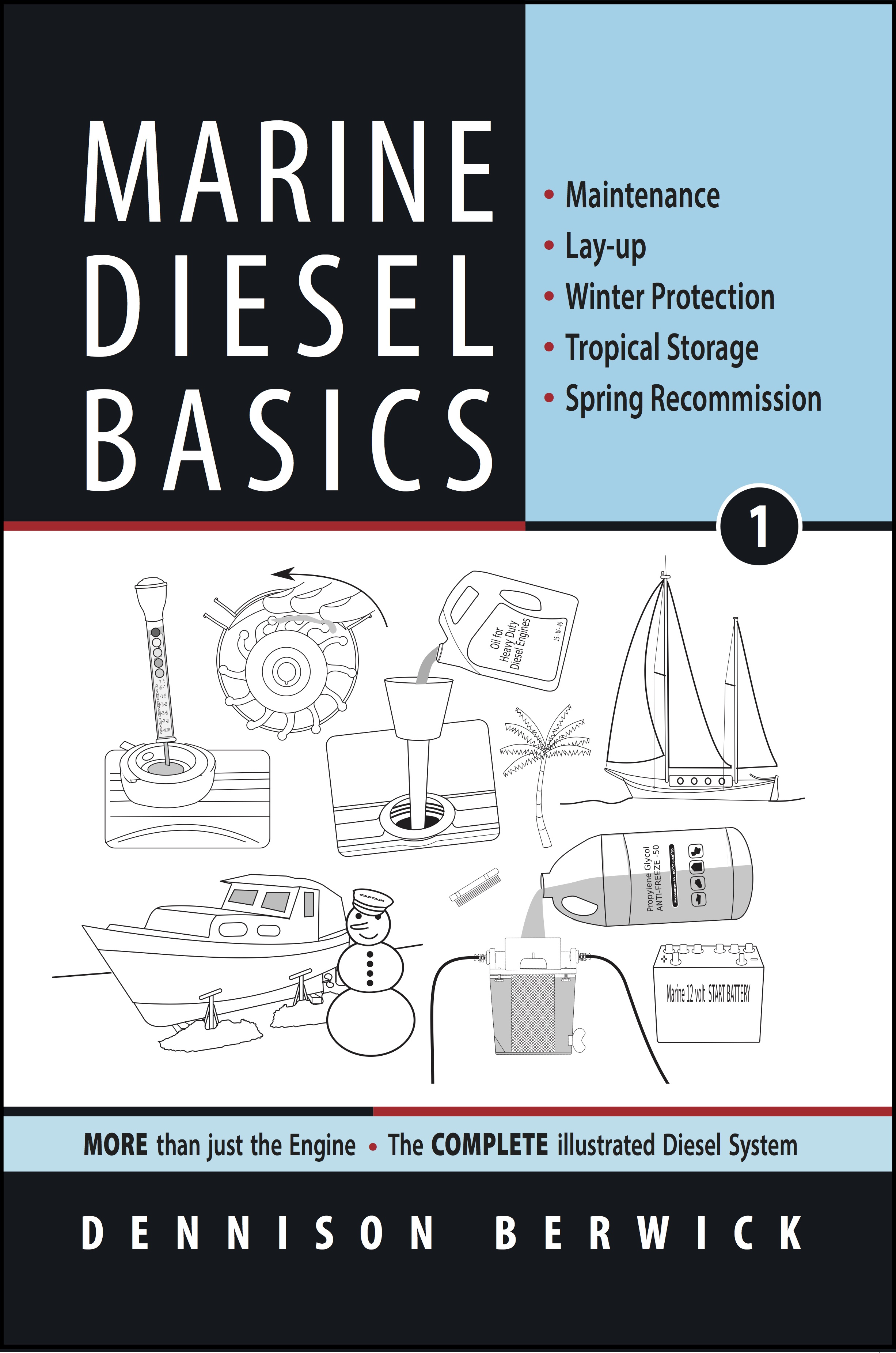Cummins Diesel Engine Manuals Marine Basics Qsm11 Wiring Diagram Cover Of 1