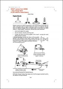 MDB2 Extract#7 Engine Mounts Cover
