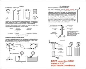 Marine Diesel Basics2 Extract #5 Fuel Senders