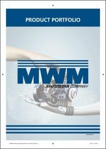 MWM Motores Marine Engines Product Portfolio