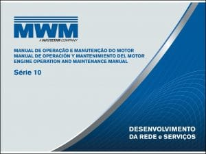 MWM Motores Série 10 diesel engines Operation Manual