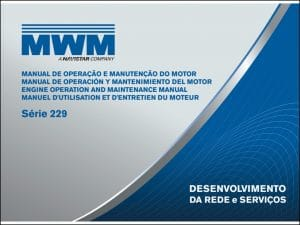 MWM Motores Série 229 diesel engines Operation Manual