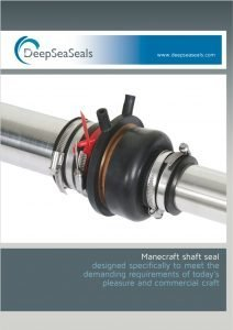 Manecraft Propeller Shaft Seal Brochure