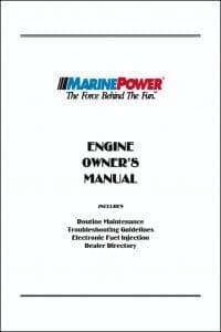Marine Power diesel engine Owner's Manual