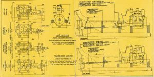 Marna M2 Installation Template Drawing