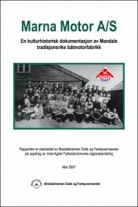 historien til Marna motorselskap