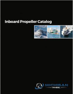 Michigan Wheel Inboard Propeller Catalog