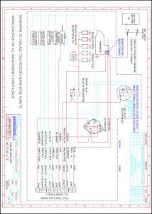Wiring Diagram for Nanni Diesel Engines with Kubota Base