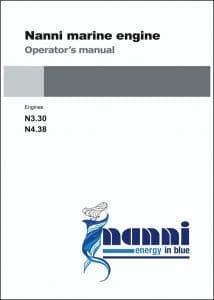 Nanni N3.30 diesel engine Operator's Manual