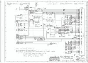 Nanni T4.165 diesel engine Wiring Diagrams