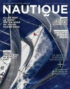 Nautique Oct 2017 cover